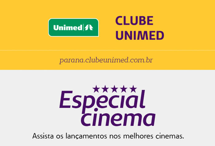 Preços especiais para curtir aquele cineminha!