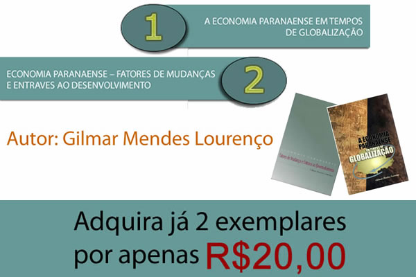 Livros do autor Gilmar Mendes Lourenço