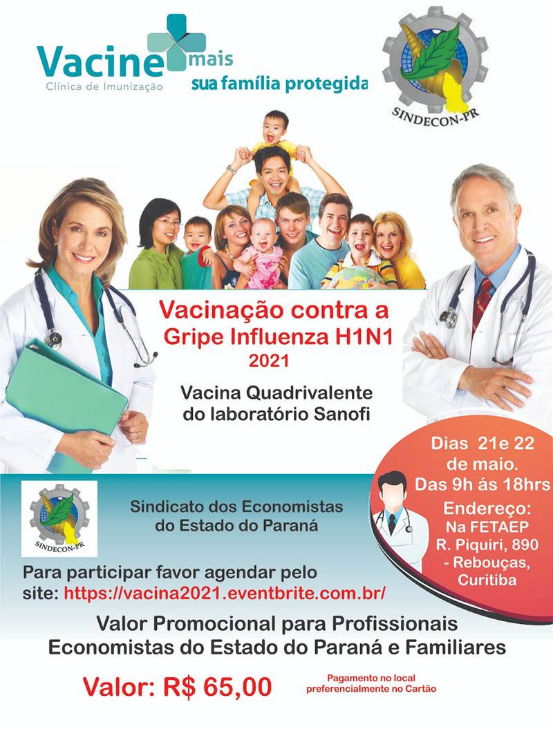 Vacinação H1N1