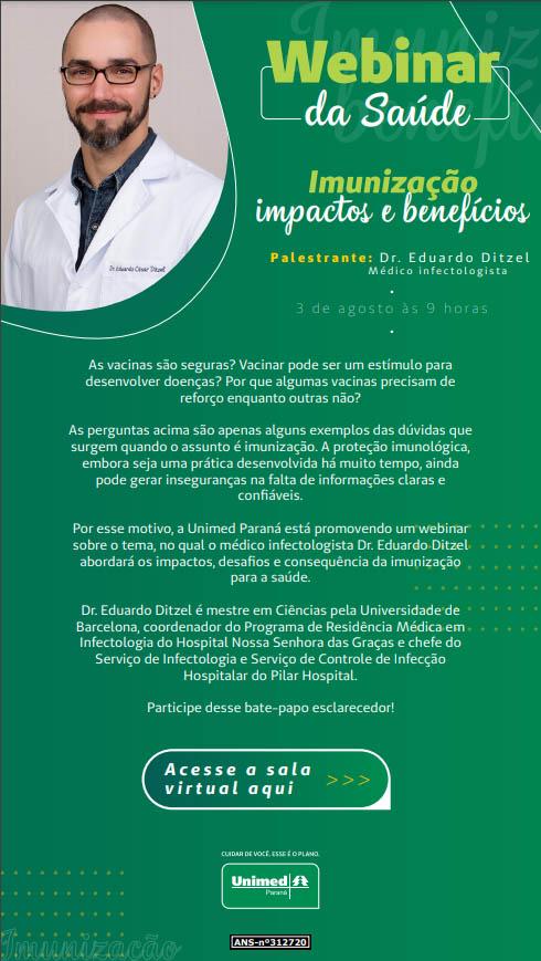 Imunização - impactos e benefícios